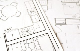blueprint of an apartment